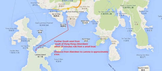 Hongkong-boating-map