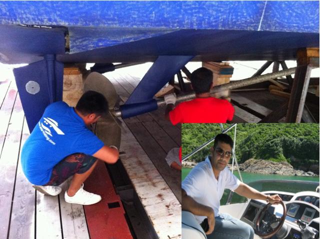 Inspect-a-yacht
