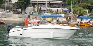 Karnic 2251 another Speed boat delivery in Hong Kong