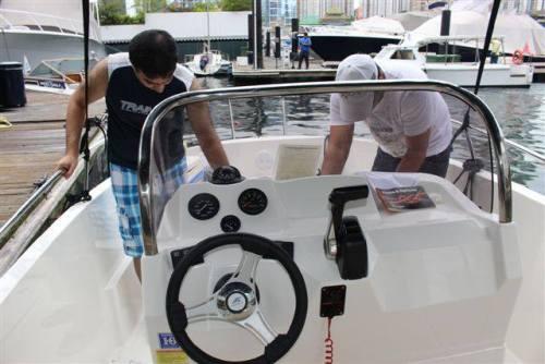 karnic-speed-boat