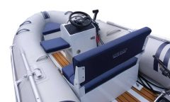 320 RIB - 3.2m - Fibreglass bottom - Inflatable boat
