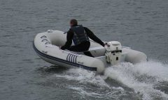 360 RIB - 3.6m-Fiberglass Bottom-Inflatable Boat