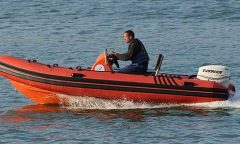 470 RIB-4.7m Fiberglass Bottom-Inflatable Boat
