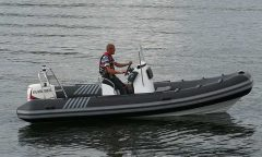 520 RIB-5.2m Fiberglass Bottom-Inflatable Boat