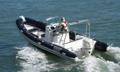 620 RIB-6.2m Aluminum Bottom- Inflatable Boat
