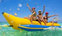 Towable Fun Banana Boats