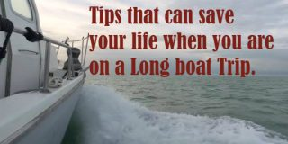 Tips that can save your life in a long Boat trip