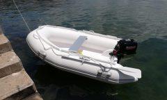 270 RIB-2.7m-Fiberglass Bottom-Inflatable Boat