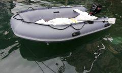 290 RIB - 2.9m - Fiberglass bottom - Inflatable boat
