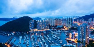 Marina clubs and yacht clubs in Hong Kong
