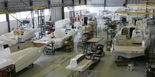 Modern Boat Manufacturing
