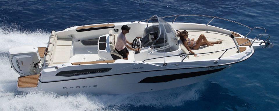 Karnic SL702 Speed Boat