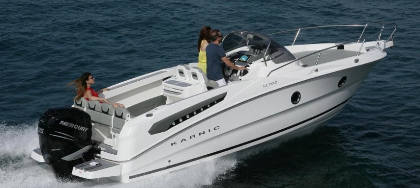 Karnic SL702 Speed Boat