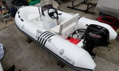 360 RIB - 3.6m-Fiberglass Bottom-Inflatable Boat