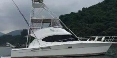 Riviera 45 Sports fisher