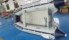 320 VIB-V shape bottom-fully Inflatable Boat