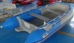 360 VIB-V shape Bottom-inflatable boat
