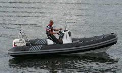 520 RIB-5.2m Fiberglass Bottom-Inflatable Boat