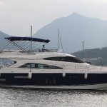 Fairline 65 Flybridge motor yacht