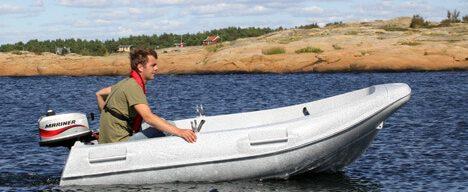 River 290 (2.9m boat)