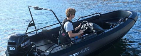 River 420 (4.2m boat)