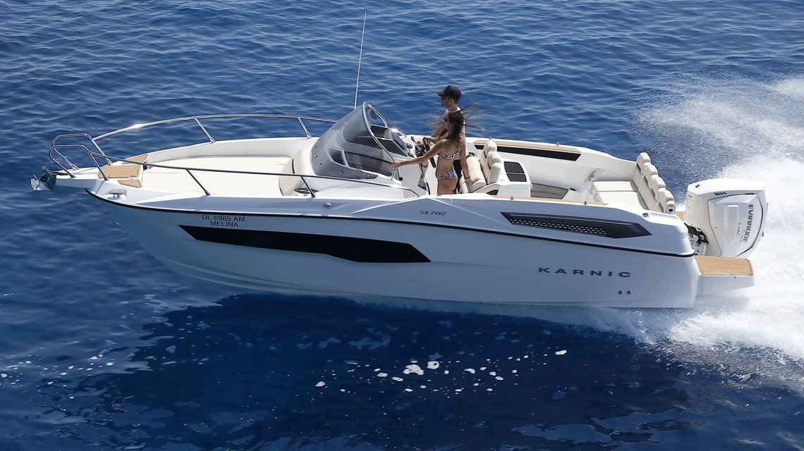 SL702 Karnic & more Boats for Sale.