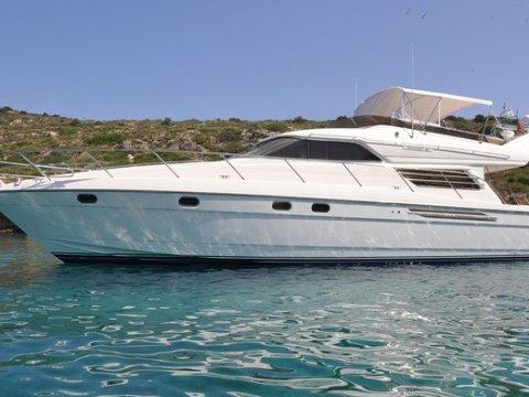 Princess 60 boat for sale HK