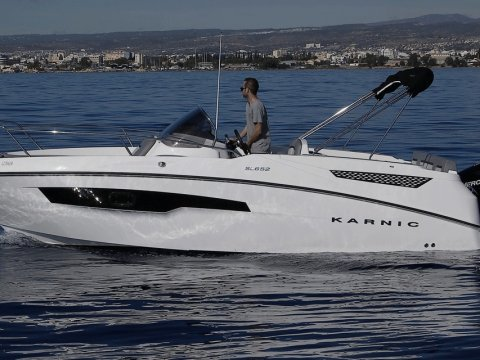 SL652 Speed Boat Karnic