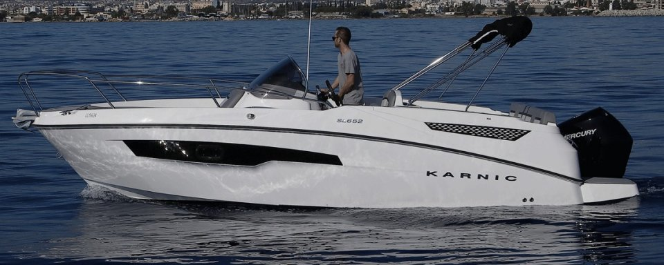 SL652 Speed Boat Karnic