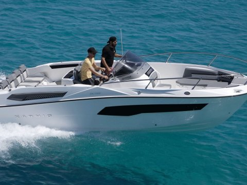 SL701 Speed Boat Karnic