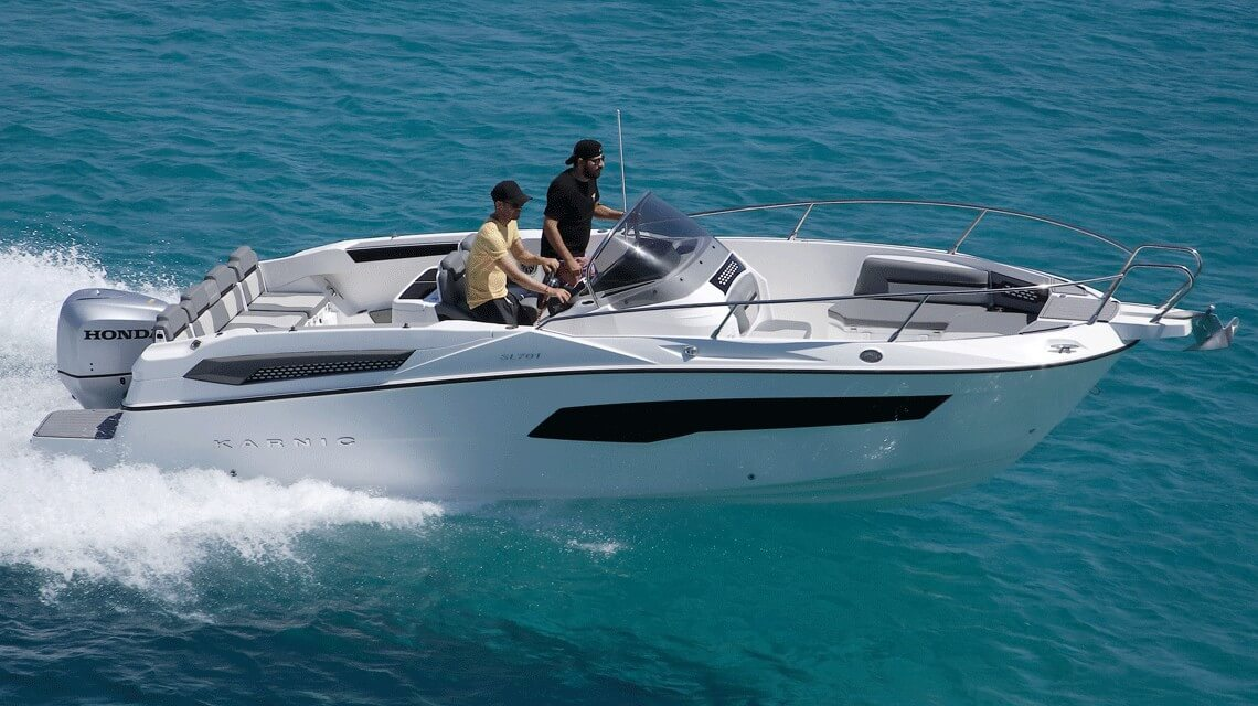 SL701 Speed Boat Karnic