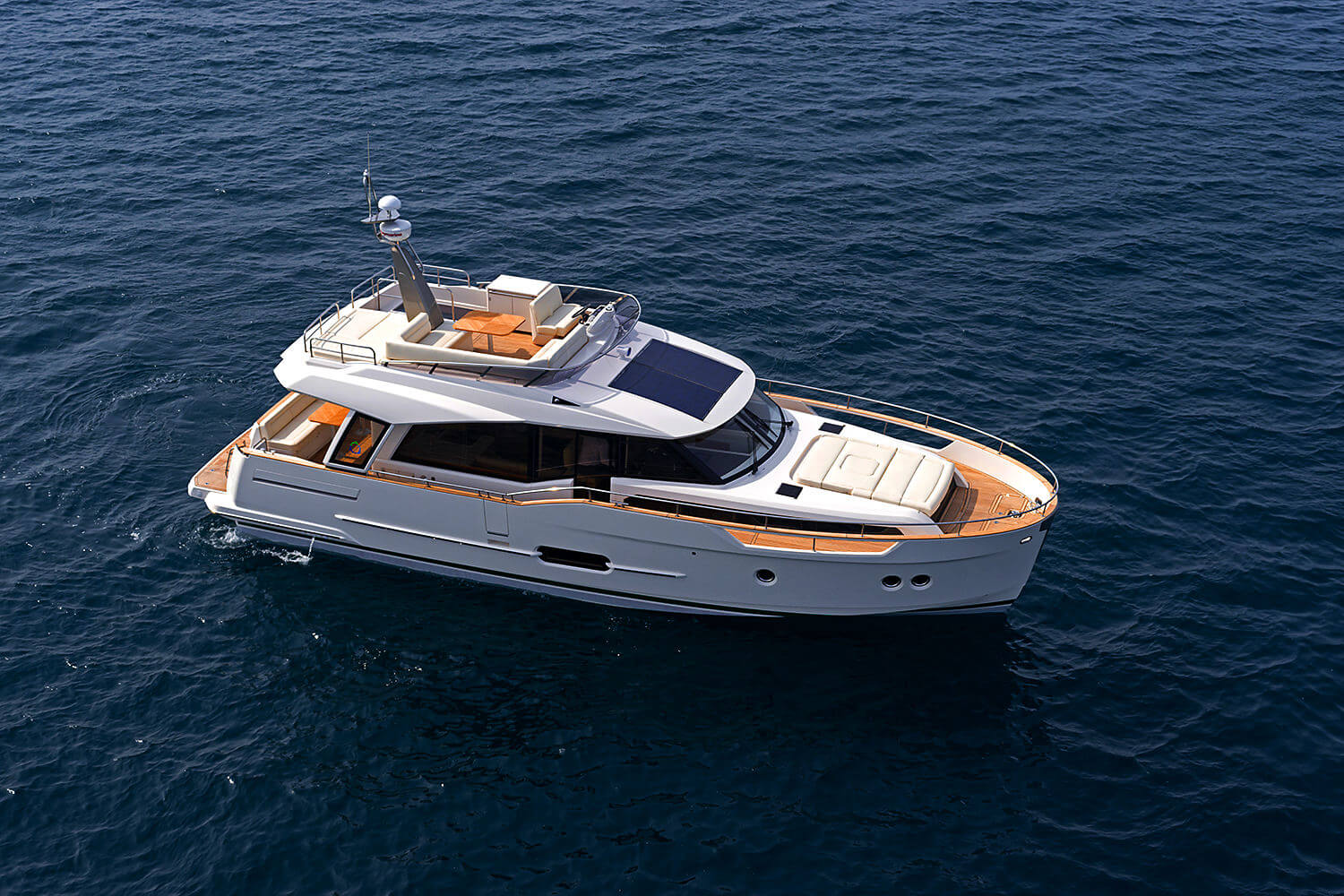 Greenline 48 yacht sale HK
