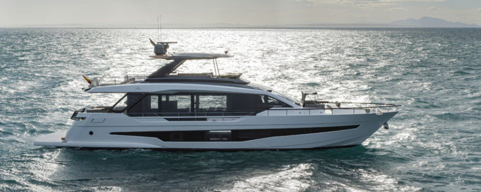 Astondoa AS8 New Yacht